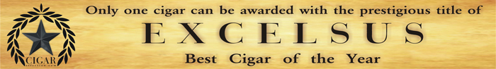 Cigar Affection's Excelsus Best Cigar of the Year Award